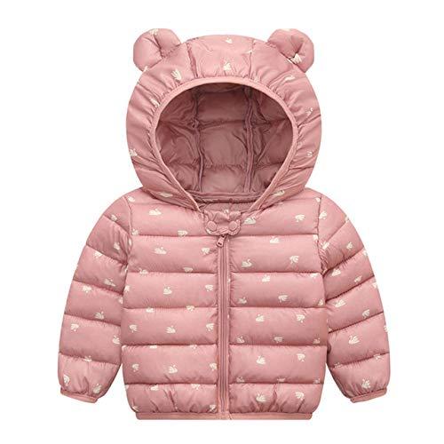 Baby Girls Chaquetas para niños Ropa de Abrigo con Capucha cálida Baby Boy Jacket Baby Coat Chaquetas recién Nacidas Ropa Infantil