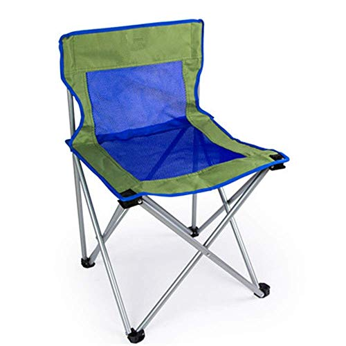 Wandelen Klapstoelen Portable Opvouwbaar Ademende Chair Lichtgewicht Camping Vissen Outdoor Recreation Krukken Klapstoel stalen buisframe Stoel Met Storage Bag Fishing Klapstoelen dmqpp