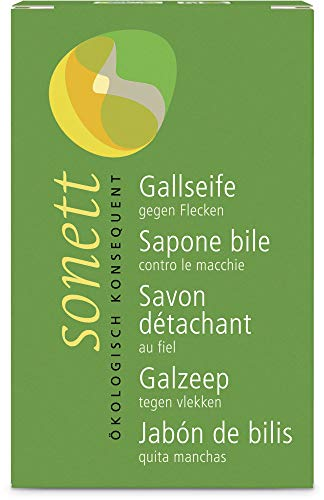 Sonett Bio Gallseife Stück (2 x 100 gr)