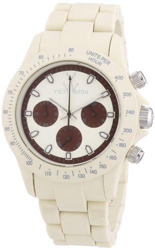 ToyWatch Unisex-Armbanduhr Chronograph Quarz Plastik VVC03IV