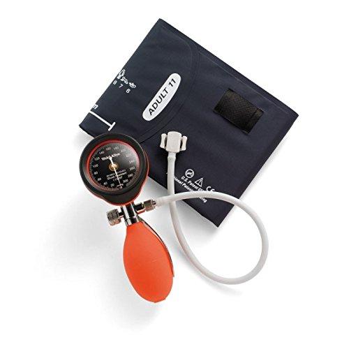 Model DS 55 Durashock - Esfigmomanómetro, color rojo