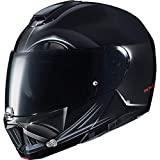 Casco Moto Hjc Rpha 90 Darth Vader None (L, Nero)