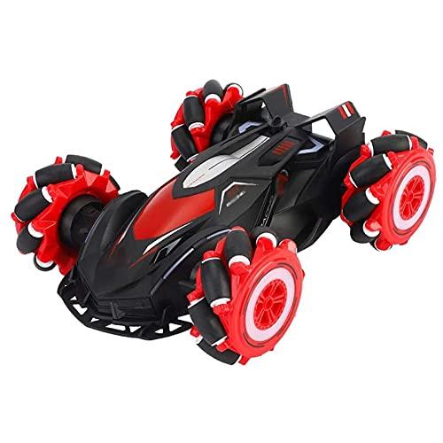 UOOD Control Remoto Carro de Coche RC Stunt Car 2.4G Flips Vehículos de Carreras, detección de Gesto Drive Drive Car Coche, Niños Toy Cars Regalo para Boys & Girls Cumpleaños