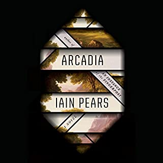 Arcadia audiobook cover art