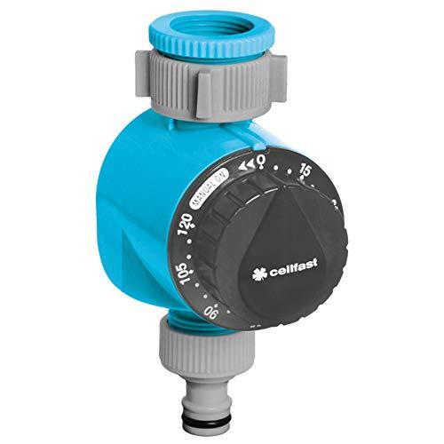 Cellfast 5901828855269 Bewässerungsuhr max, 200 W, Blau, 0.150x0,150x0.1 cm