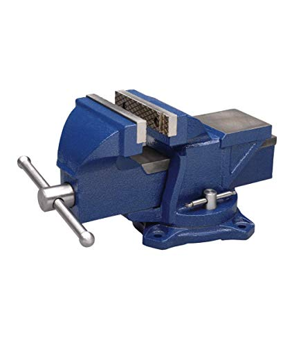 "Wilton 11104 4"" Jaw Bench Vise with Swivel Base"