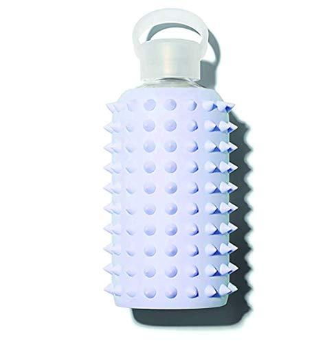 Bkr Grace - Botella de agua (cristal, 500 ml)