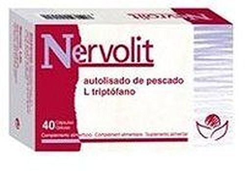 Nervolit 40 cápsulas de Bioserum