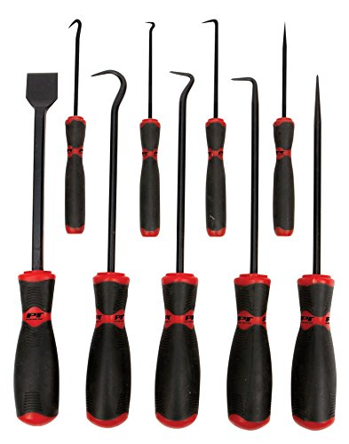 Performance Tool W948 9-Piece Hook/Pick/Scraper Set