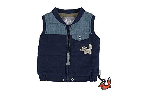 Sigikid Sigikid Baby-Jungen Weste, Blau (Navy Blazer 294), 62