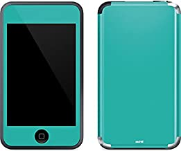 Solids iPod Touch (1st Gen) Skin - Aqua Blue Vinyl Decal Skin For Your iPod Touch (1st Gen)