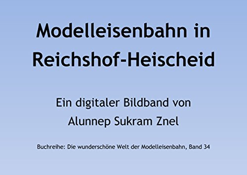 Die analoge Märklin Modellbahn in Reichshof-Heischeid im