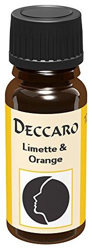 "DECCARO Aromaöl""Limette & Orange"", 10 ml (Parfümöl)"