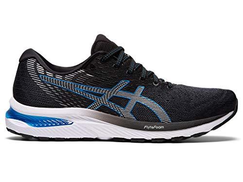 ASICS Men's Gel-Cumulus 22 Running Shoes, 8M, Carrier Grey/Pure Silver