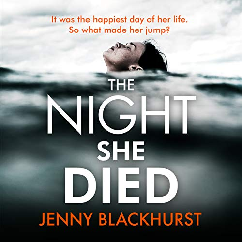 The Night She Died audiobook cover art