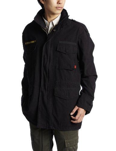 (ロスコ)ROTHCO M-65 ヴィンテージフィールドジャケット ブラック 8608 ブラック L