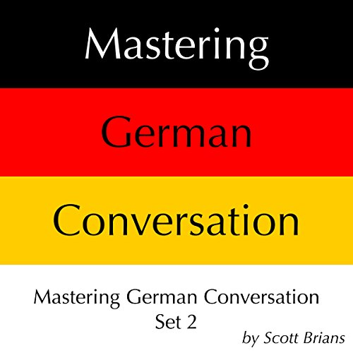 Mastering German Conversation Set 2 cover art