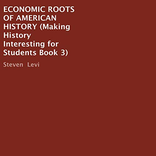 Economic Roots of American History Titelbild