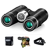 Expotheworld DP8x42 Wide-Angle Adult Professional Metal Edition Binoculars for Adults Bak4-Prism Waterproof Smart Phone Adaptation Hunting Bird Watching Travel Outdoor Hiking