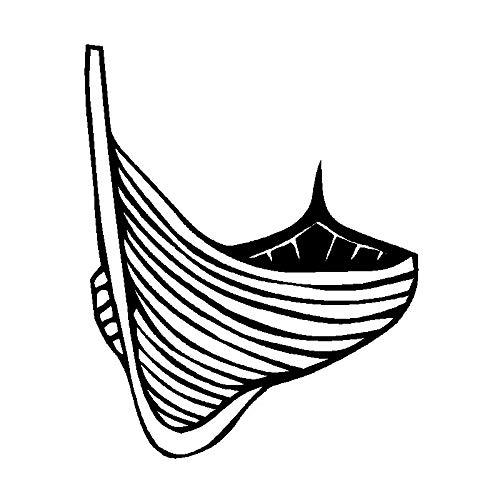 AKmene Etiqueta de la Pared del Barco de la Moda Etiqueta de la Pared del Sol Decoración del hogar 84x105cm 84x105cm