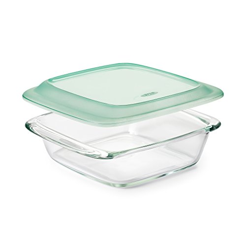 8x8 Inch Casserole with Lid