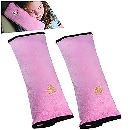 2PC Seat Belt Pillow for Kids,...