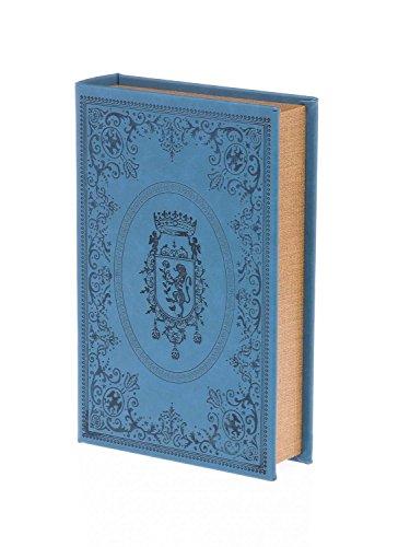 Livre Nostalgie de Bois Livre/boîte à Bijoux - Style Ancien