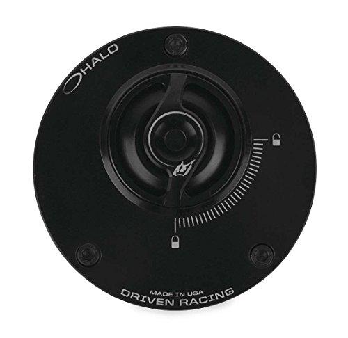 Driven Racing DHFC-BK Halo Fuel Cap - Black