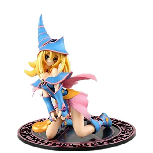 From HandMade Yu-Gi-Oh Figur Black Magician Girl Figur Anime Girl Figur Action Figure