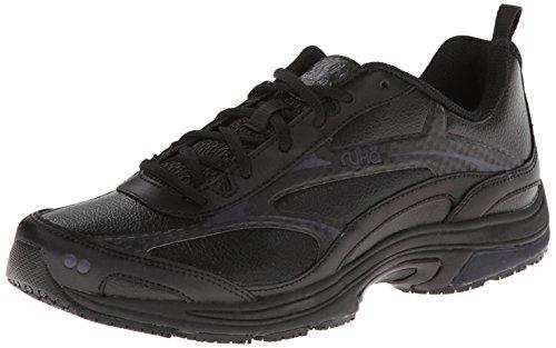 RYKA Women's Intent XT 2 SR Trail Running Shoe,Black/Chrome Silver,7.5 W US
