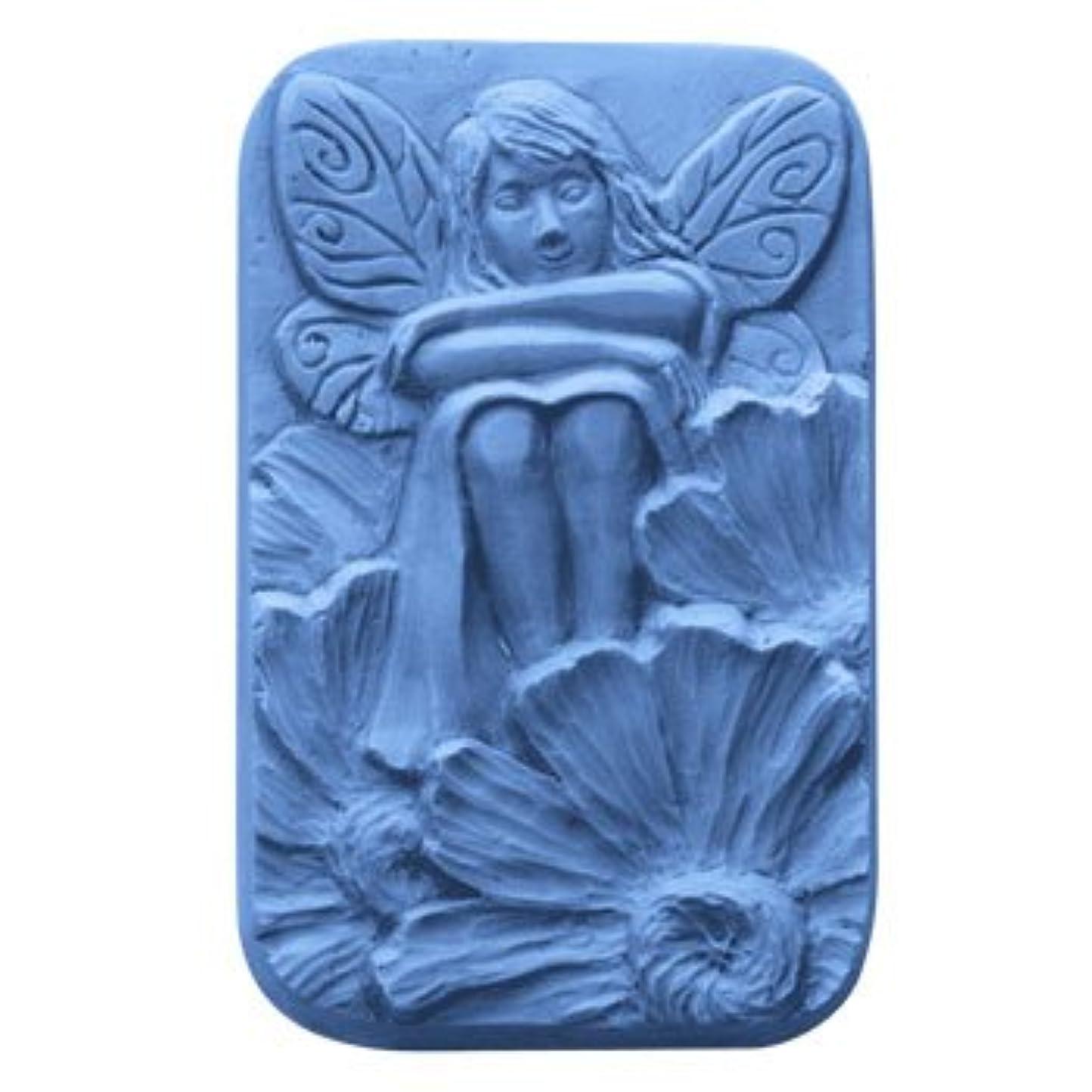 紫のびっくりする合理化ミルキーウェイ フェアリー[妖精] 【ソープモールド/石鹸型/シートモールド】