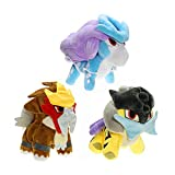 20Cm Pokemon Swampert Suicune Jigglypuff Lapras Togepi Wobbuffet Psyduck Togetic Stuffed Hobby Anime Plush Doll Toys Gift Peluches Plush Toy WYYHYPY