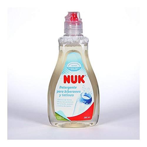 NUK DETERGENTE SIN PERFUMES 500 ml OFERTA 500 ML