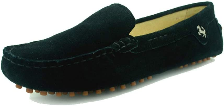 Dancing Shoes Women's Challenge the lowest price Fashion Drivin Popular overseas Suede Comfortable Moccasins