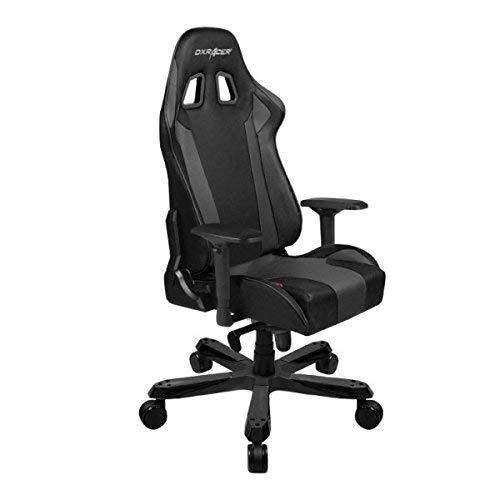 DXRacer Gaming Stuhl, OH/KS06/N, K-Serie, schwarz, das Original von DX Racer
