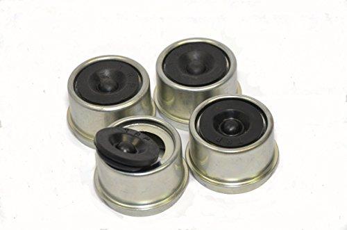 1.98  Relube Grease Dust Cap for 2,000-.3,500lb Trailer Wheel Hubs (4 pcs) DC200L-DCRP