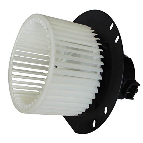 TUPARTS AC Conditioning Heater Blower Motor With Fan HVAC Motors Fit For F-ord E-150/ E-250/ E-350 Econoline/E-150/ E-350 Econoline Club Wagon/Thunderbird, L-incoln, M-ercury