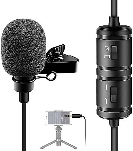 Top 10 Best lavalier microphone for android Reviews