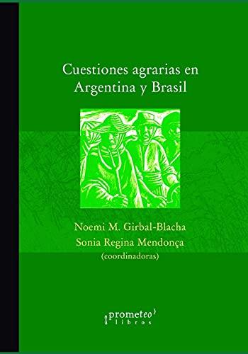 Cuestiones agrarias en Argentina y Brasil: Conflictos sociales, educación y medio ambiente: 10 (Marxismo - Una serie con los mejores libros sobre este personaje emblemático.)