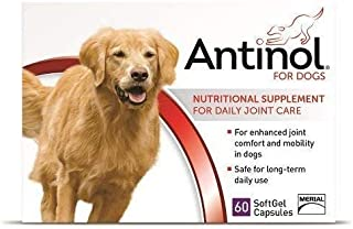 Antinol Joint Care Supplement for Dogs 60 ct (2 Pack (60 Count))