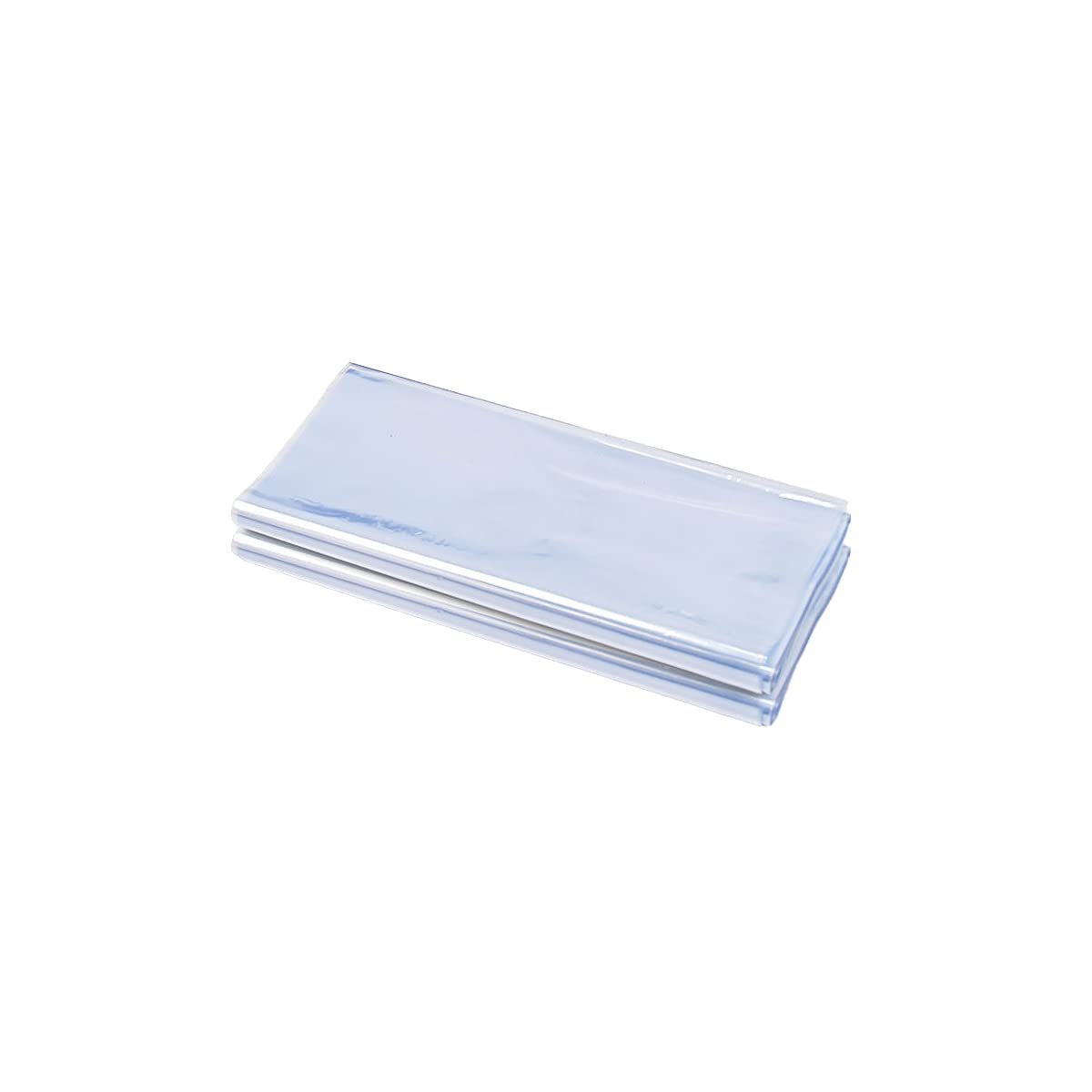 Shrink Wrap, Hoatai 100pack 12x18 Inches Clear PVC Heat Shrink P