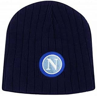 Official SSC Napoli Crest Insulated Beanie Hat