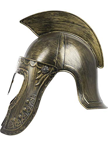 Funidelia   Casco de Espartano para Hombre y Mujer ▶ Roma, Gladiador,...