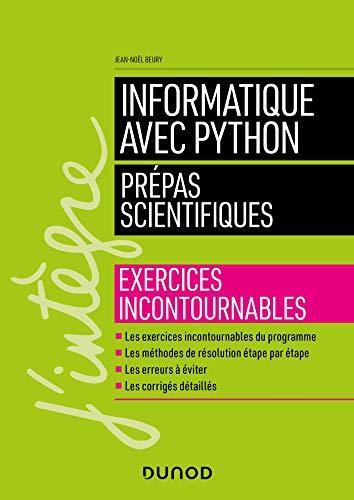 Informatique avec Python - Prépa...