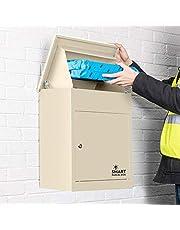 Muur gemonteerde Smart Pakket Drop Box voor Veilige Meerdere Internet Leveringen van Grote Levering Pakketten