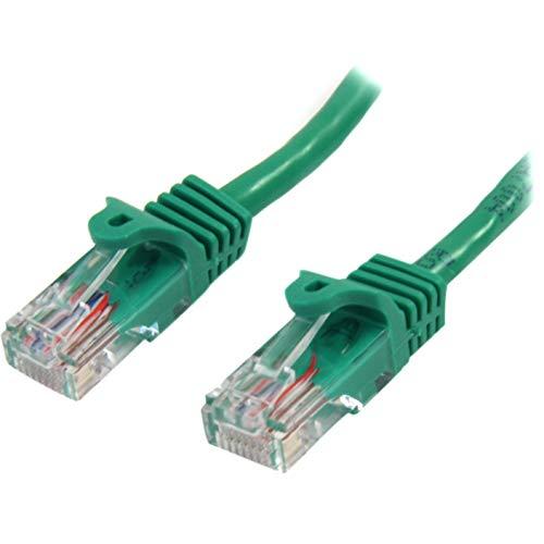 StarTech.com 45PAT3MGN - Cable de Red (3 m, Fast Ethernet, cat5e, RJ45,...