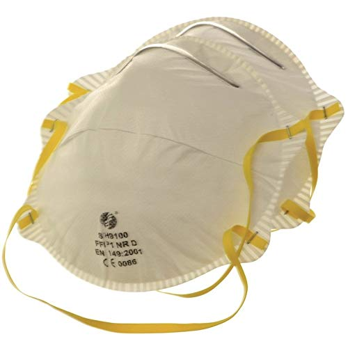 Juego de 3 máscaras respiratorias FFP1 – Máscara respiratoria Premium – FFP1 Máscara