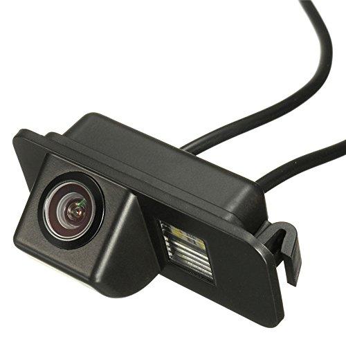 Dynavision Universal Revertir Asistencia de Copia de Seguridad de la Cámara de Aparcamiento para Mondeo BA7 ab 2007 / Focus II Facelift C/ Kuga ab 2008/ S-Max ab 2006