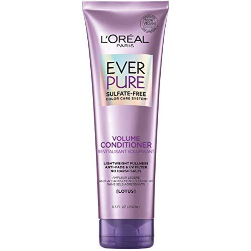 L'Oréal Paris EverPure Volume Conditioner, 8.5 Ounce, 250 ml