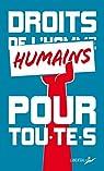 Droits humains pour tou·te·s par Franck